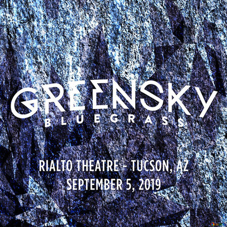 09/05/19 Rialto Theatre, Tucson, AZ