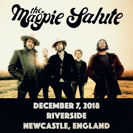12/07/18 Riverside, Newcastle, UK