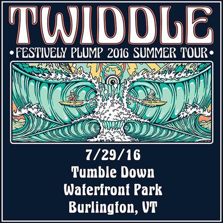 07/29/16 Tumble Down, Burlington, VT