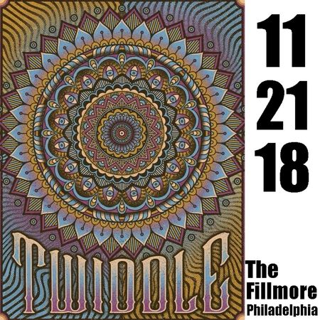11/21/18 The Fillmore, Philadelphia, PA