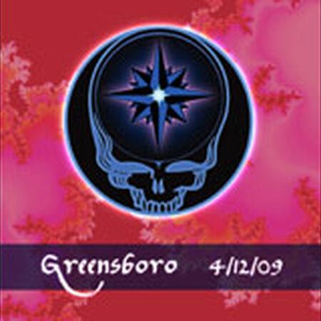 04/12/09 Greensboro Coliseum, Greensboro, NC