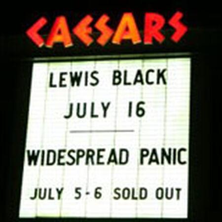07/05/05 Caesar's Tahoe, Lake Tahoe, NV