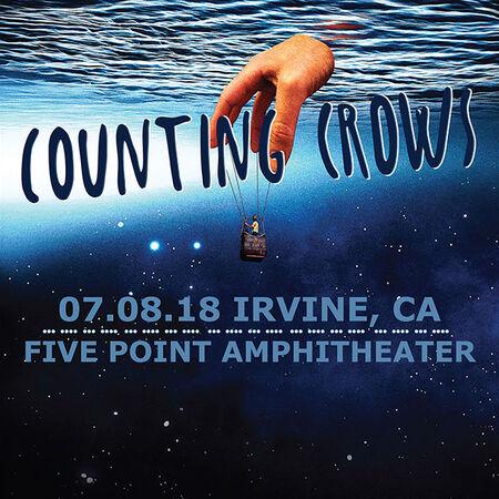 07/08/18 Five Point Amphitheater, Irvine, CA