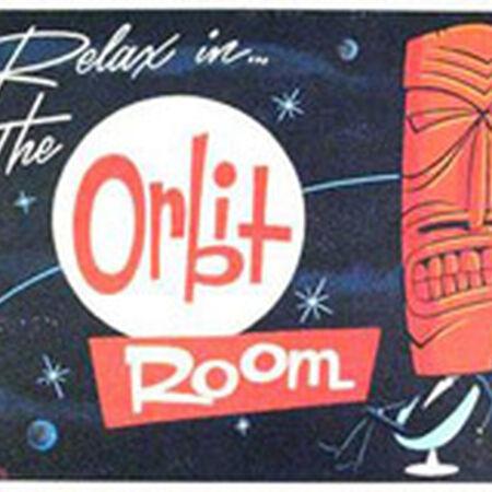 10/16/09 The Orbit Room, Grand Rapids, MI