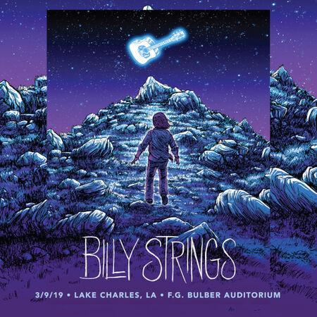 03/09/19 F. G. Bulber Auditorium, Lake Charles, LA
