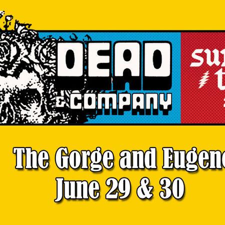 06/29/18 Gorge Amphitheatre, George, WA