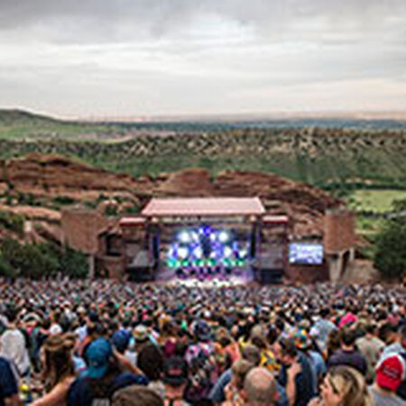 06/24/16 Red Rocks Amphitheatre, Morrison, CO