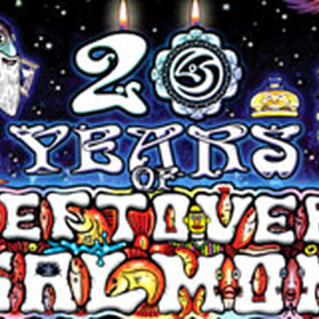 Leftover Salmon 20th Anniversary New Year's 2009