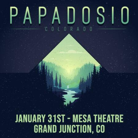01/31/19 Mesa Theatre , Grand Junction, CO