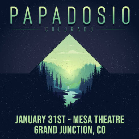 01/31/19 Mesa Theatre , Grand Junction, CO