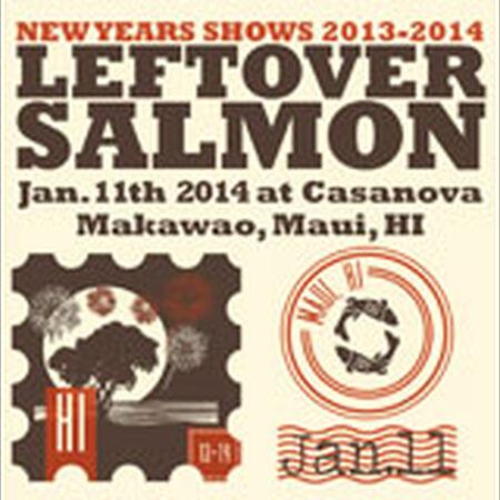 01/11/14 Casanova, Makawao, HI