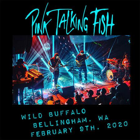 02/09/20 Wild Buffalo, Bellingham, WA