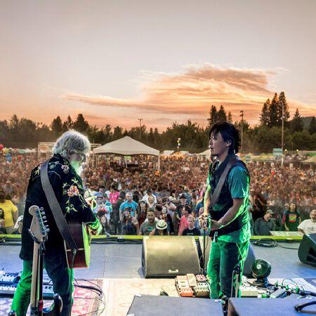 07/05/18 High Sierra Music Festival, Quincy, CA