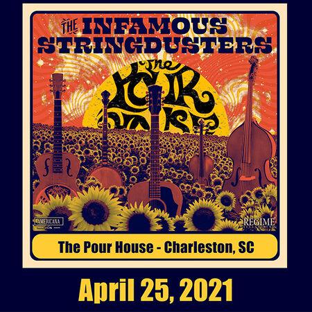 04/25/21 The Pour House, Charleston, SC