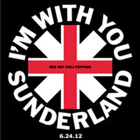 06/24/12 Stadium of Light, Sunderland, UK