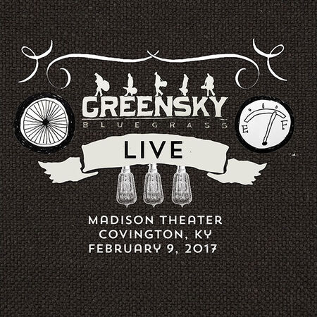 02/09/17 Madison Theater, Covington, KY