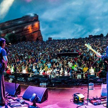 07/07/12 Red Rocks Amphitheatre, Morrison, CO