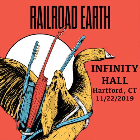 11/22/19 Infinity Hall, Hartford, CT