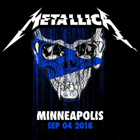 09/04/18 Target Center, Minneapolis, MN