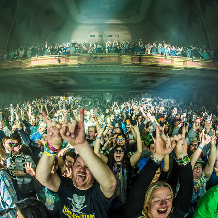 01/26/19 The Riverside Theater, Milwaukee, WI