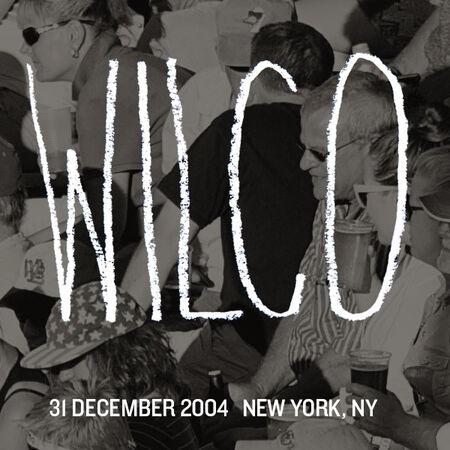 12/31/04 Madison Square Garden, New York, NY