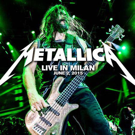 06/02/15 Sonisphere Italy at Arena Fiera Rho, Milan, ITA