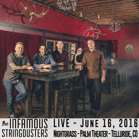 06/16/16 Telluride Bluegrass Festival, Telluride, CO