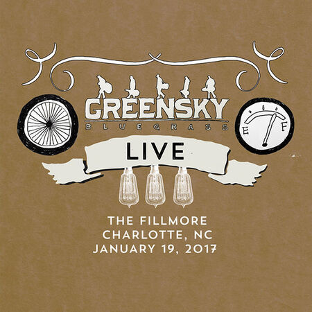 01/19/17 The Fillmore, Charlotte, NC