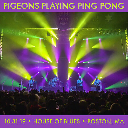 10/31/19 House of Blues, Boston, MA
