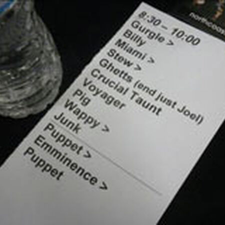 09/01/12 North Coast Music Festival, Chicago, IL