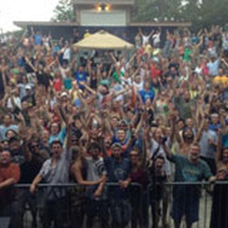 07/31/12 Greenfield Lake Amphitheater, Wilmington, NC
