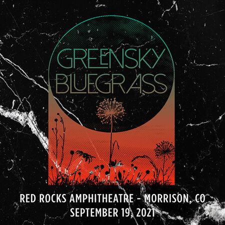 09/19/21 Red Rocks Amphitheatre, Morrison, CO