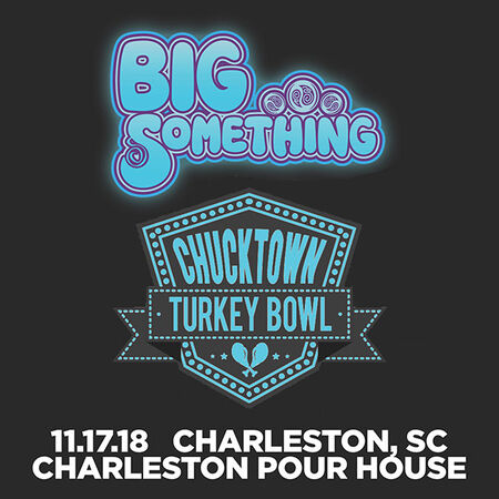 11/17/18 Pour House, Charleston, SC