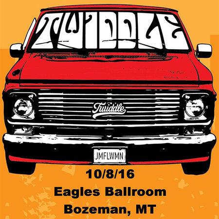 10/08/16 Eagles Ballroom, Bozeman, MT