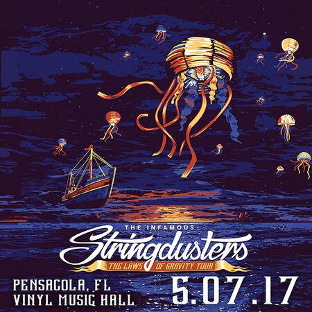 05/07/17 Vinyl Music Hall, Pensacola, FL
