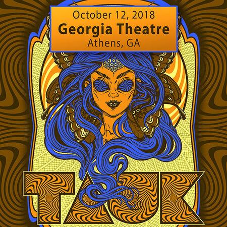 10/12/18 Georgia Theatre, Athens, GA