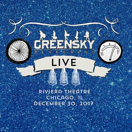 12/30/17 Riviera Theatre, Chicago, IL