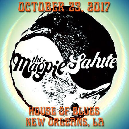 10/23/17 House Of Blues, New Orleans, LA