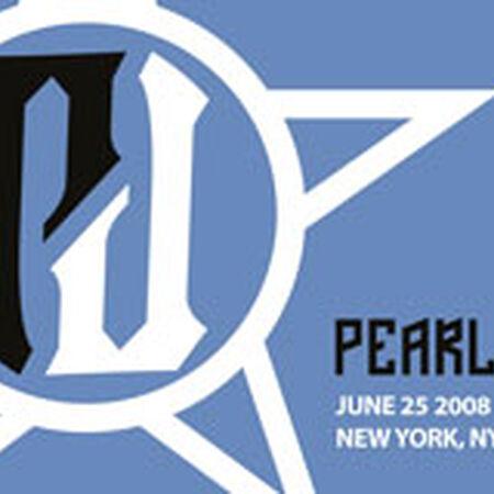 06/25/08 Madison Square Garden, New York, NY