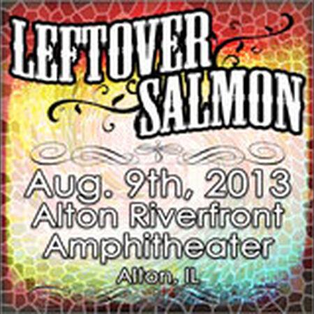 08/09/13 Alton Riverfront Amphitheater, Alton, IL