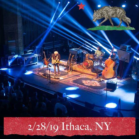 02/28/19 State Theatre of Ithaca, Ithaca, NY