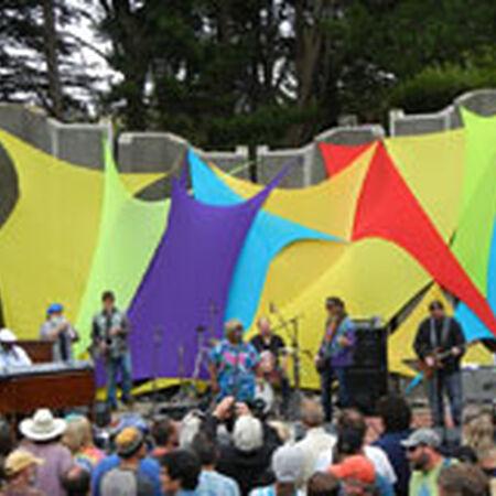 08/07/11 Jerry Garcia Ampitheater, San Francisco, CA