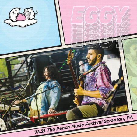 07/01/21 The Peach Music Festival, Scranton, PA