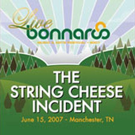 06/15/07 Bonnaroo Music and Arts Festival, Manchester, TN
