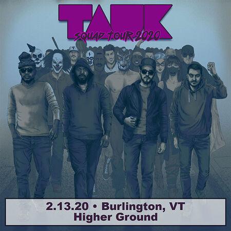 02/13/20 Higher Ground, Burlington, VT
