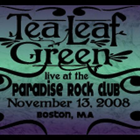 11/13/08 Paradise Rock Club, Boston, MA