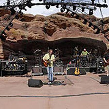06/22/07 Red Rocks Amphitheatre, Morrison, CO