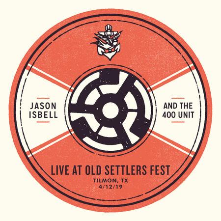 04/12/19 Old Settler's Festival, Nashville, TN