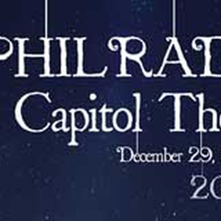 12/31/14 The Capitol Theatre, Port Chester, NY