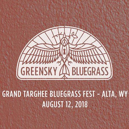 08/12/18 Grand Targhee Bluegrass Festival, Alta, WY